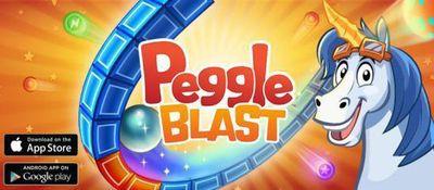Peggle Blast-logo