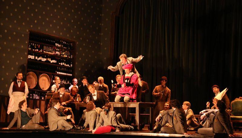 Les contes d'Offman, opéra inclassable signé Offenbach à Toulon