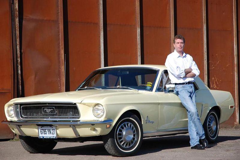 Mustang Affouard