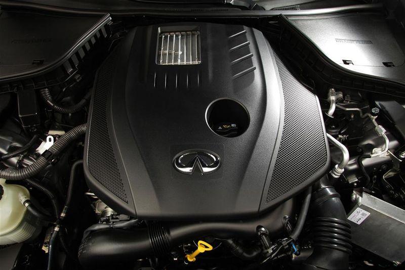 Q50 moteur