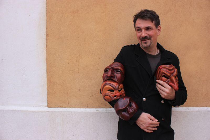 Frédéric REY - commedia - copyright  photo Stéphane Bébert