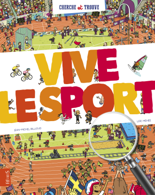 Blog livres Vive le sport Fleurus