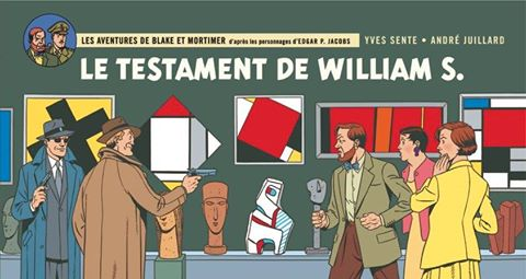 STRIP_blake et Mortimer