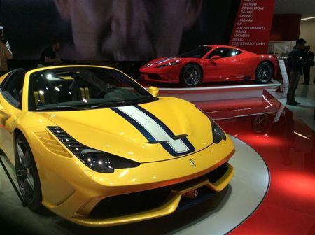 Ferrari 458 SA