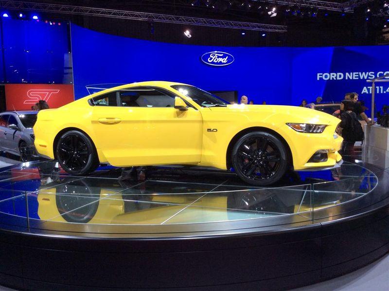 Mustang Mondial