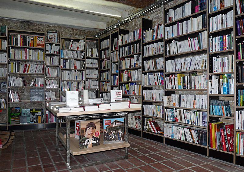 La Briqueterie : une librairie s'ouvre rue Jules Gilly