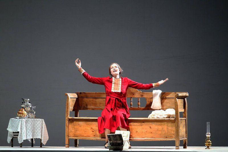 Le superbe cauchemar de  Katia kabanova à l'opéra de Toulon
