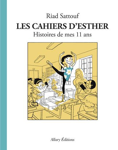 Image cahiers d'esther
