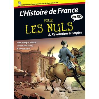 HISTOIRE POUR LES NULS