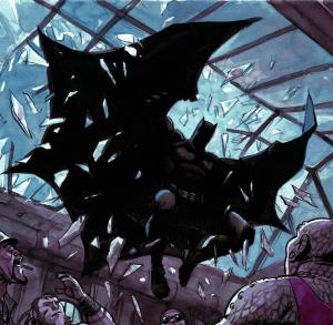 Enrico Marini Dc M A Laisse Carte Blanche Sur Batman Le Blog Bd