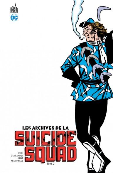 Archives-de-la-suicide-squad-tome-2-les