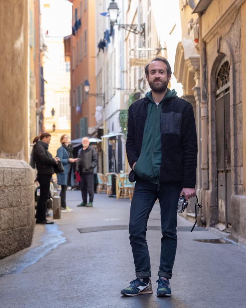 Visages du Vieux Nice : Alessandro