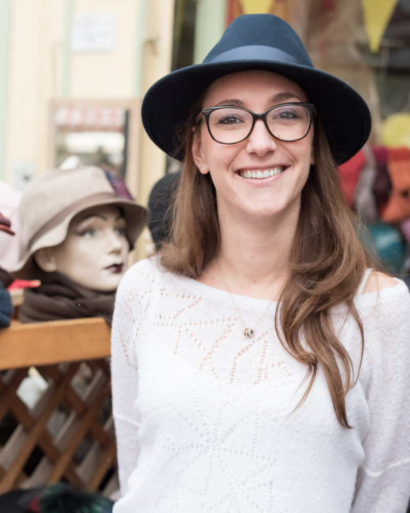 Visages du Vieux Nice : Emilie