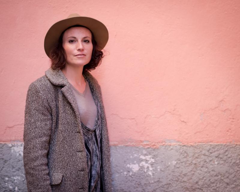 Visages du Vieux Nice : Johanna